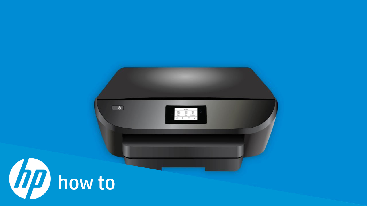 Using The HP Printer App For Wireless Printing